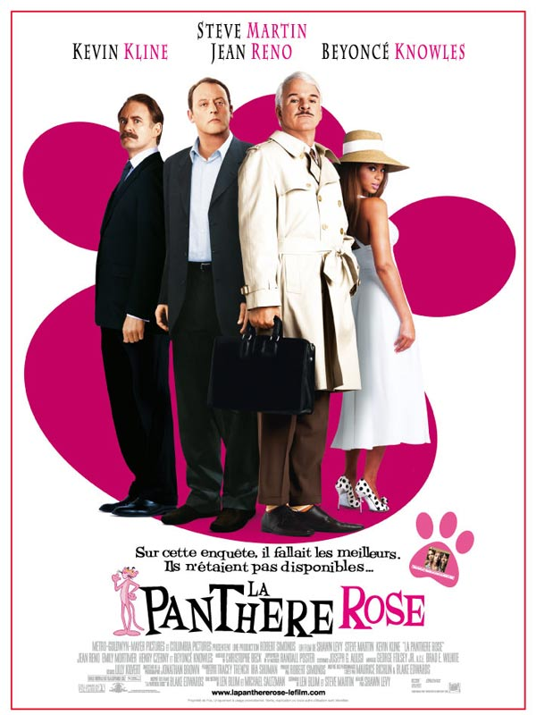 La panth re rose film 2006 allocin - Rosier panthere rose ...