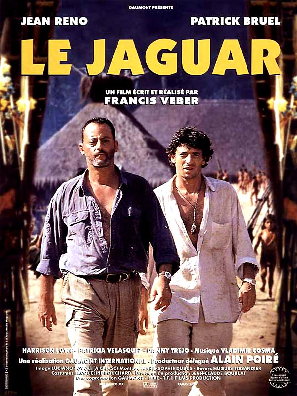 Le Jaguar - film 1996 - AlloCiné