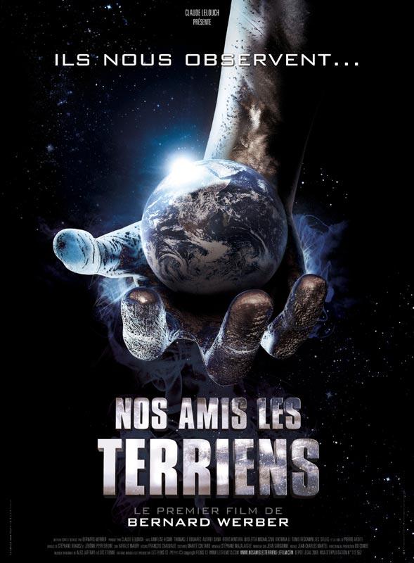 extraterrestre film comique