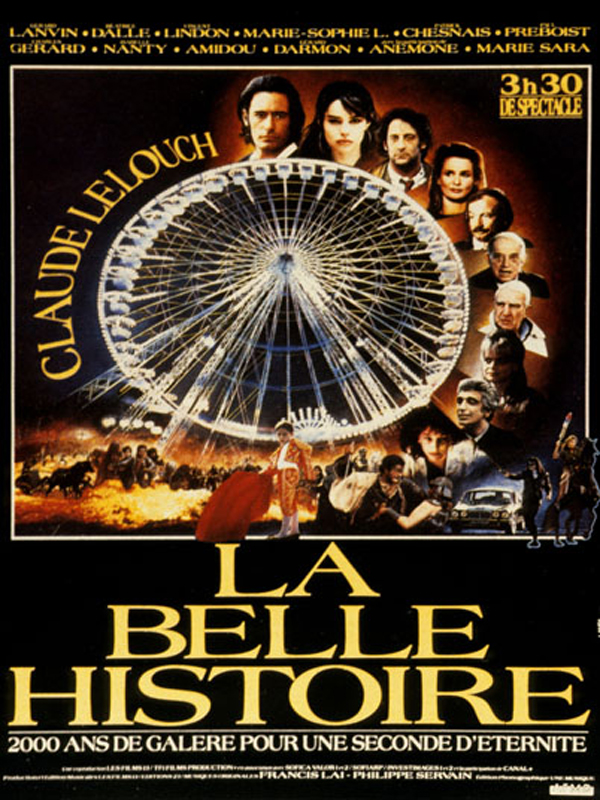 la belle histoire film 1992 allocin. Black Bedroom Furniture Sets. Home Design Ideas