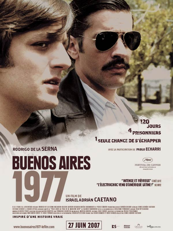 Buenos Aires 1977 : Affiche