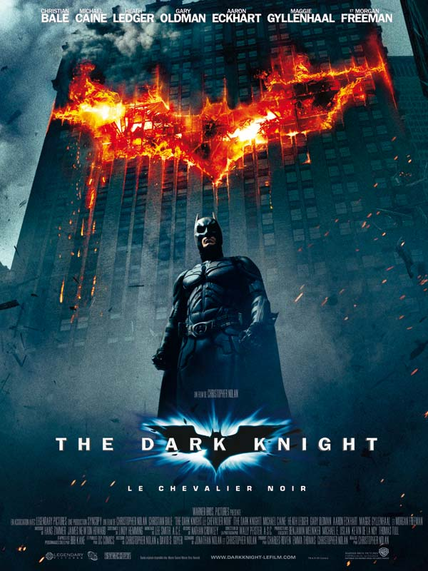 The Dark Knight, Le Chevalier Noir streaming