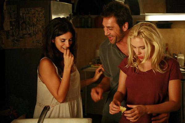 Vicky Cristina Barcelona : photo Javier Bardem, Penélope Cruz, Scarlett Johansson, Woody Allen