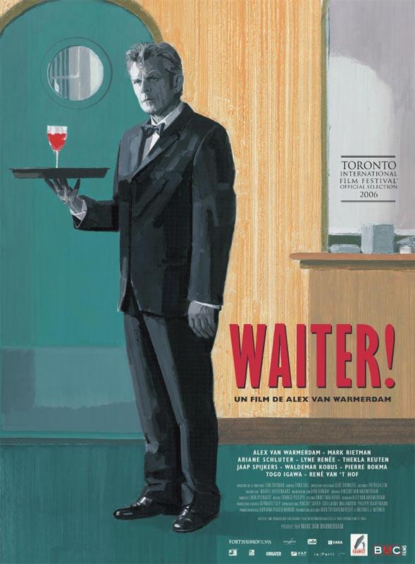 Waiter! : Affiche Alex Van Warmerdam