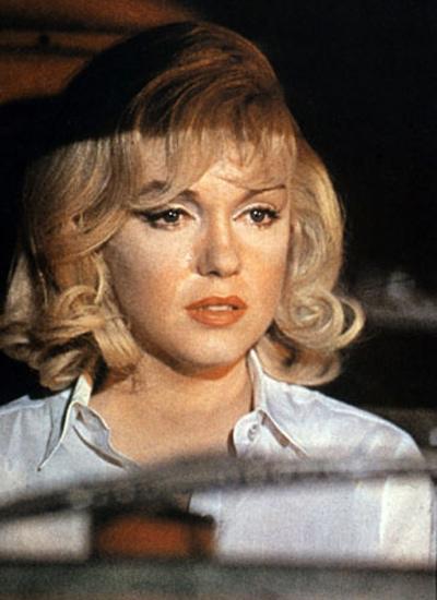 Les Désaxés : Photo John Huston, Marilyn Monroe