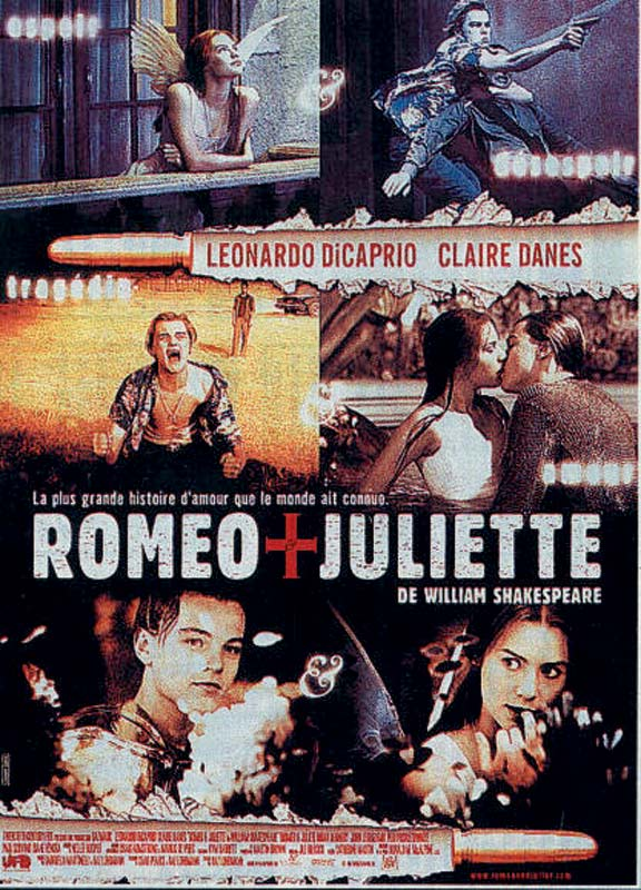 a critique of romeo and juliet in the movie - a film review of the opening sequences of baz luhrmann's romeo and juliet baz luhrmann's film romeo and juliet is a modern version of william shakespeare's famous play the whole film is fascinating and entertaining.