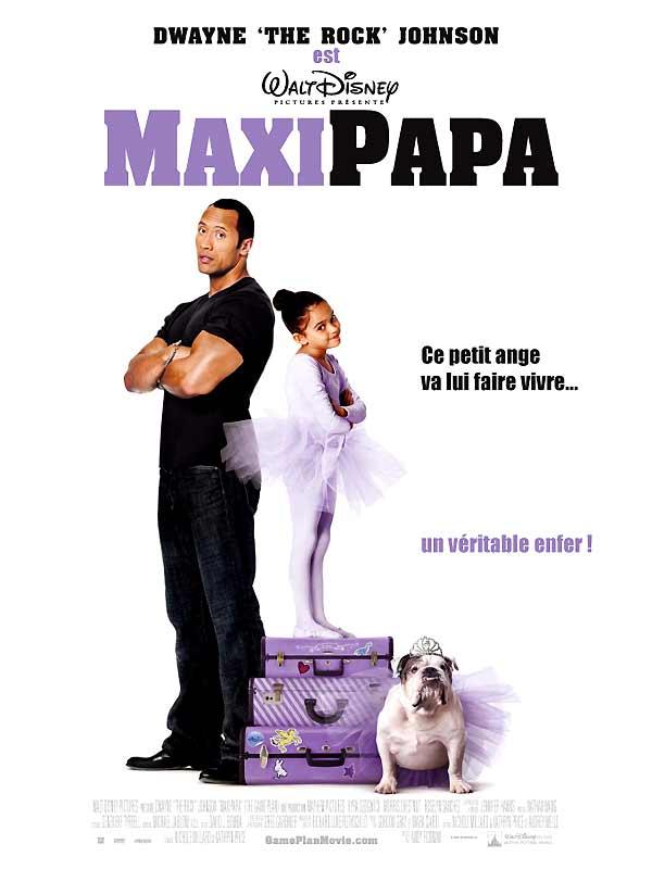 Maxi Papa - Film 2007 - AlloCiné