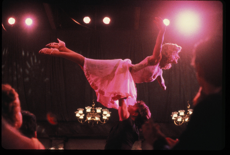Dirty Dancing : photo Jennifer Grey, Patrick Swayze