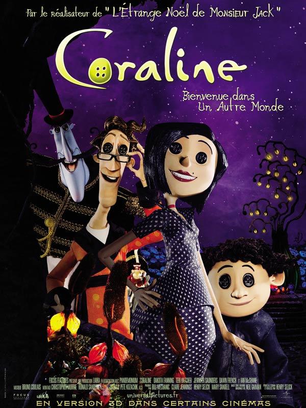 Coraline Film 2009 Allocin 233