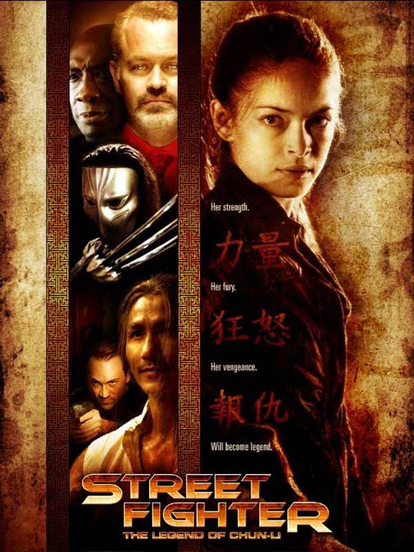 Street Fighter : Legend of Chun-Li - film 2009 - AlloCiné