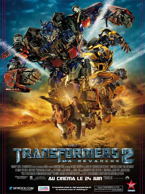Transformers 2: la Revanche streaming