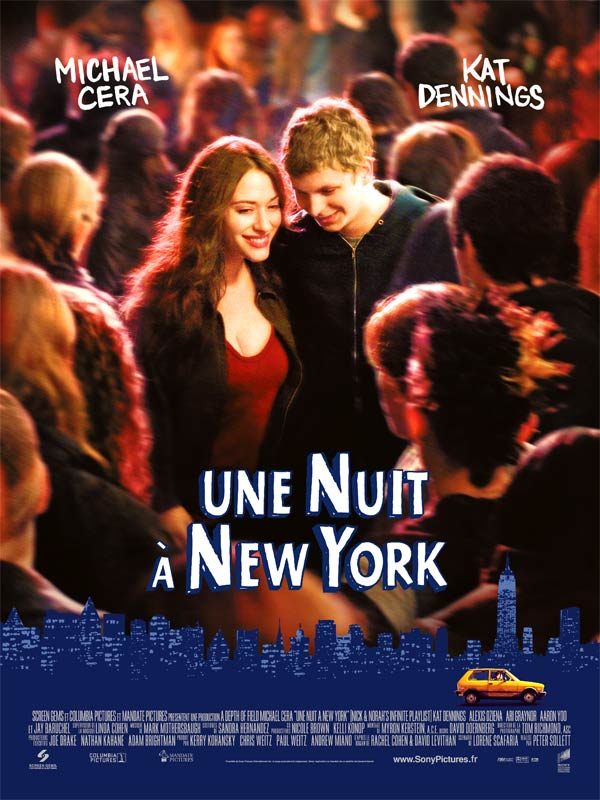 une nuit new york film 2008 allocin. Black Bedroom Furniture Sets. Home Design Ideas