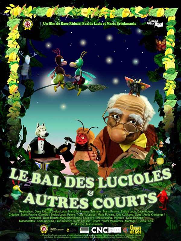 Image du film Le Bal des lucioles & autres courts