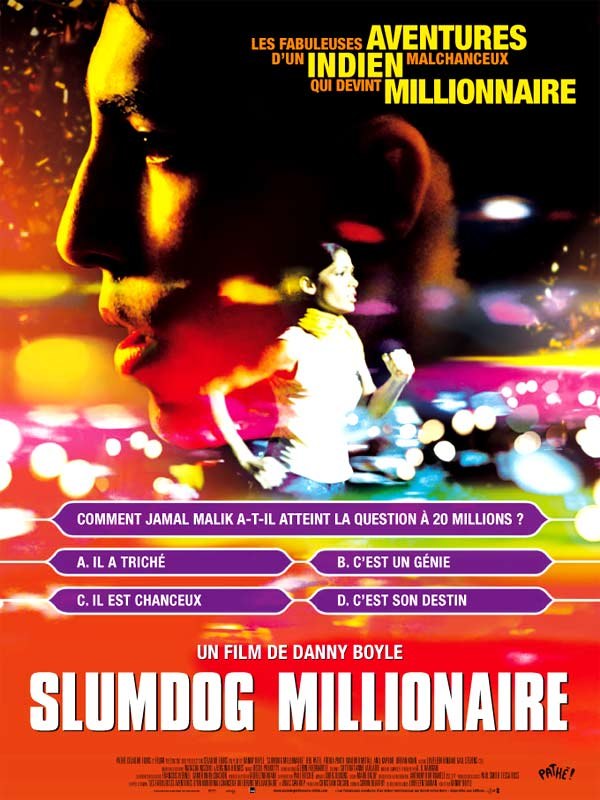 slumdog millionaire film review essay Slumdog millionaire i accept that people will say that slumdog isn't a heavyweight film i hope that you will read this review when the film comes out.