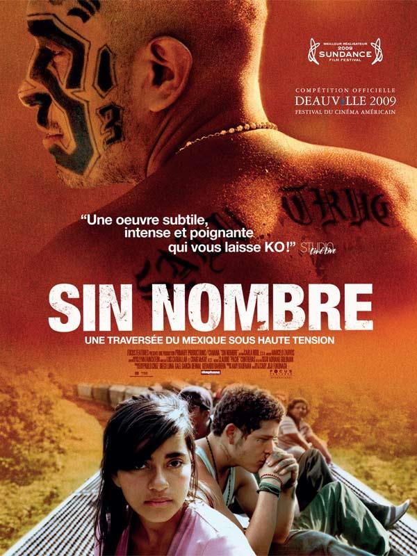 Sin nombre film 2009 allocin for La peur du nombre 13