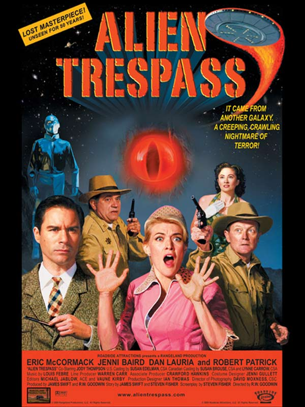 Alien Trespass Streaming VF Gratuit