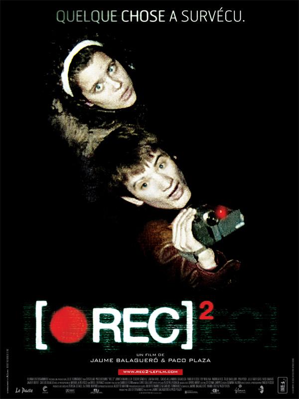 Poster du film [REC]² en streaming VF
