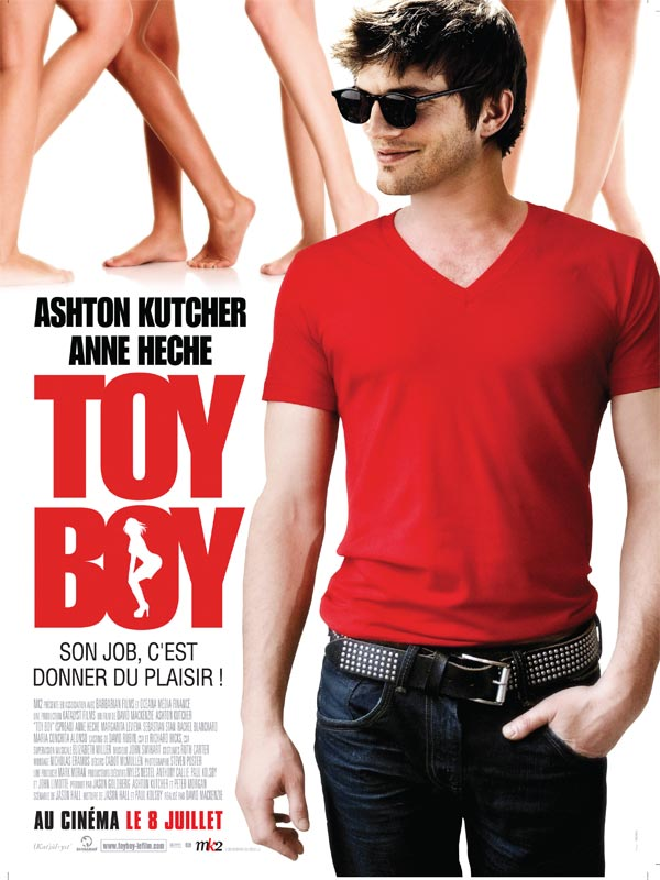 Toy-Boy, l'humanoïde fait de carton ! 19117934