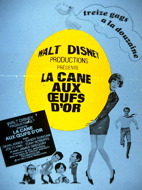La Cane aux oeufs d'or Streaming VF DVDRIP