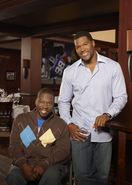 photo de michael strahan brothers photo daryl mitchell michael strahan allocin. Black Bedroom Furniture Sets. Home Design Ideas
