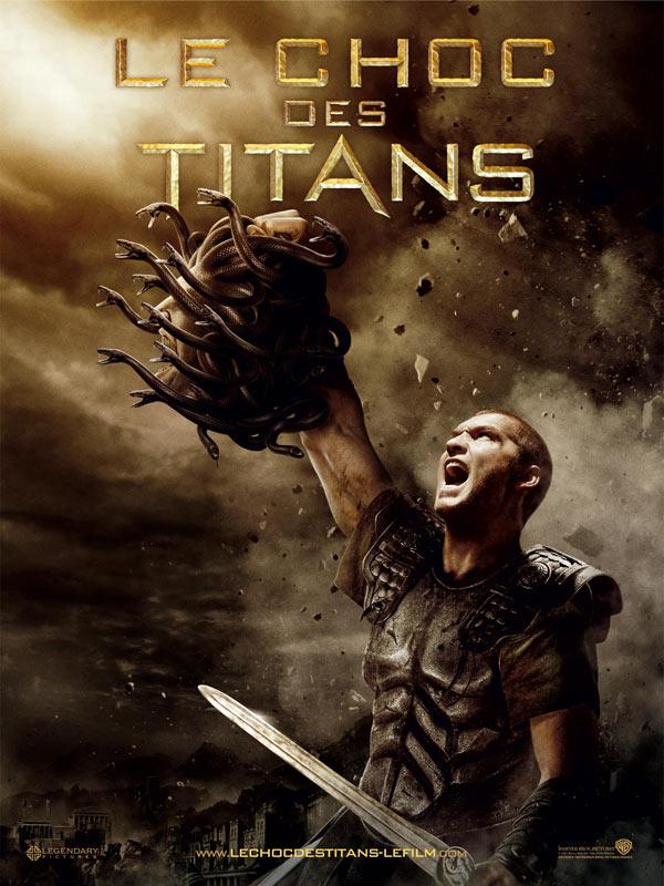 Le Choc des Titans : affiche