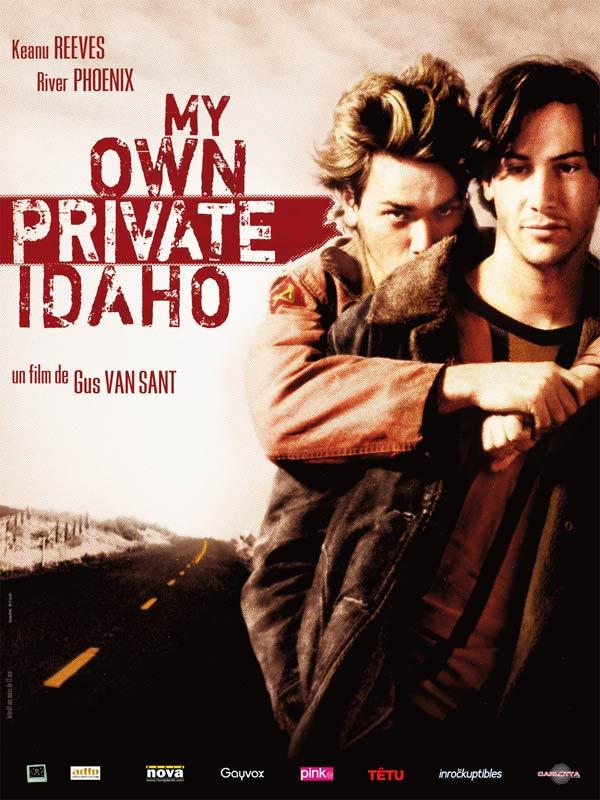 ჩემი პირადი შტატი აიდაჰო (ქართულად) - My Own Private Idaho / Мой личный штат Айдахо (1991)