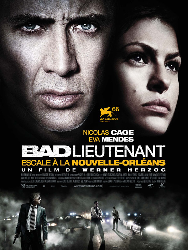 Bad Lieutenant : Escale à la Nouvelle-Orléans streaming