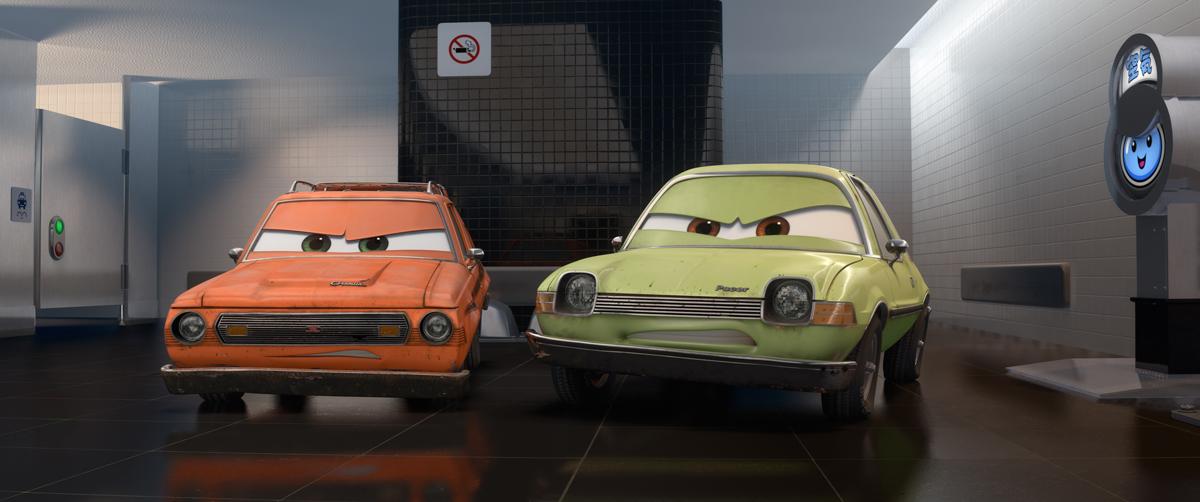 Cars 2 : Photo Brad Lewis, John Lasseter