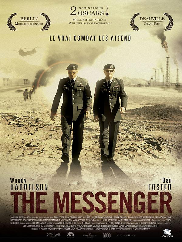 The Messenger : affiche