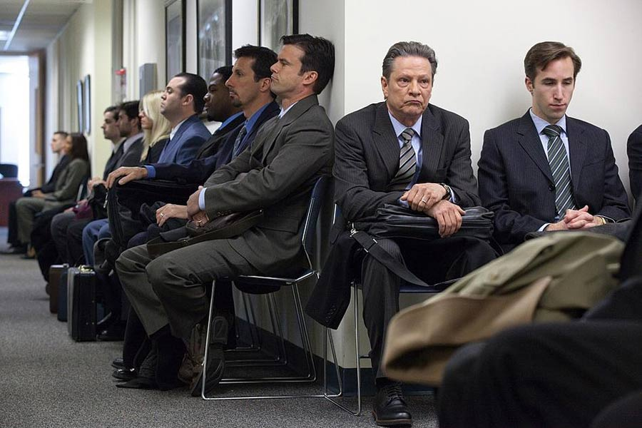 The Company Men : Photo Chris Cooper, John Wells