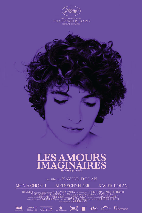 les amours imaginaires film 2010 allocin. Black Bedroom Furniture Sets. Home Design Ideas