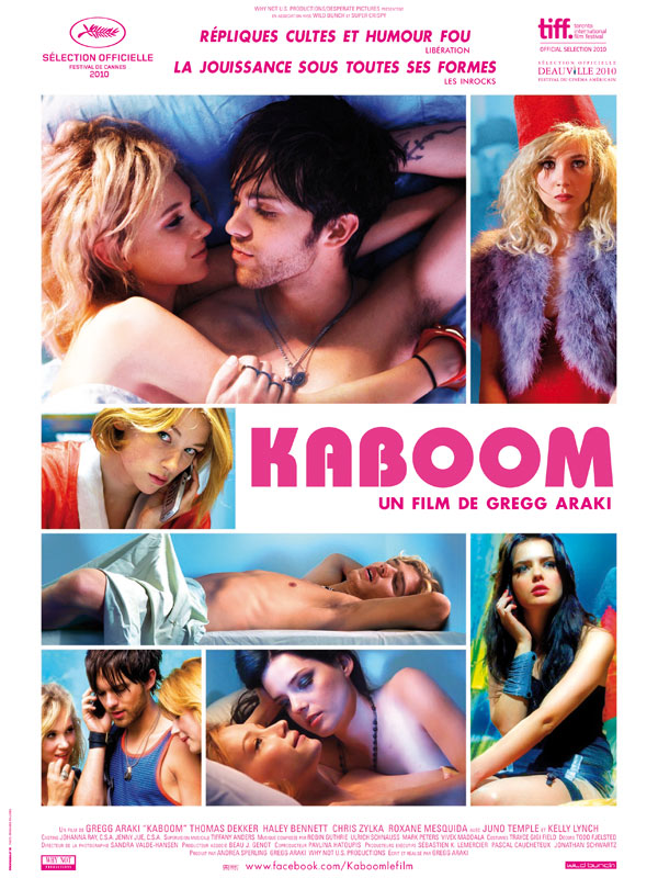 Kaboom streaming