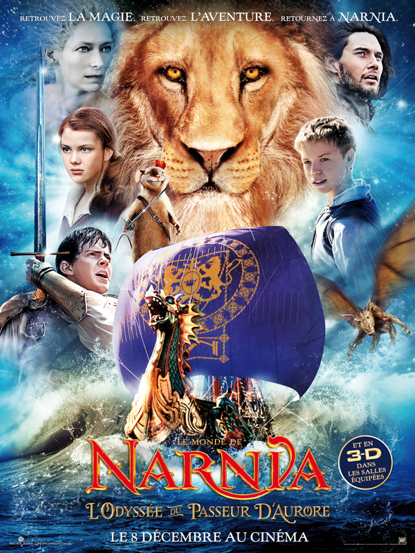 Image Le Monde de Narnia : L'Odyssée du Passeur d'aurore