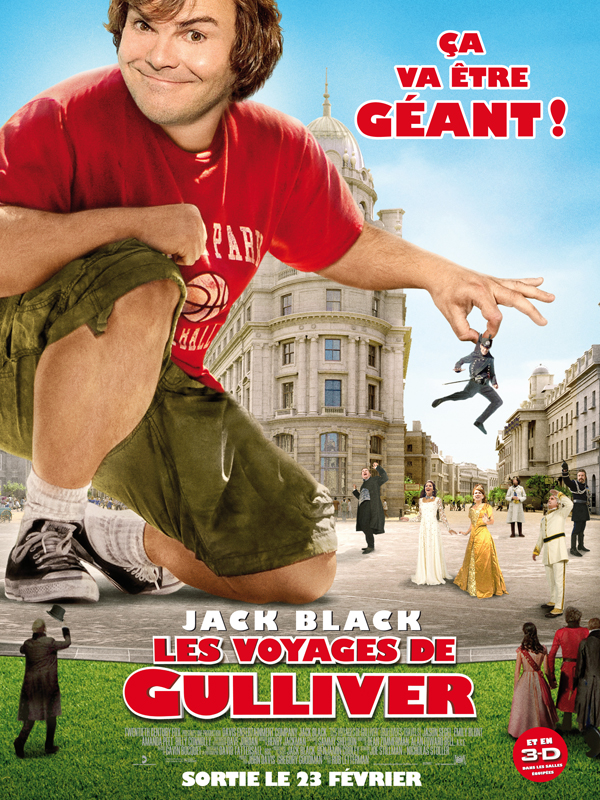 Les Voyages de Gulliver Streaming 720p TRUEFRENCH