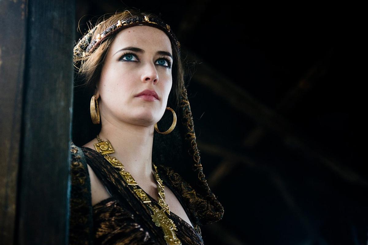 Photo De Eva Green Camelot Photo Eva Green Allocin 233