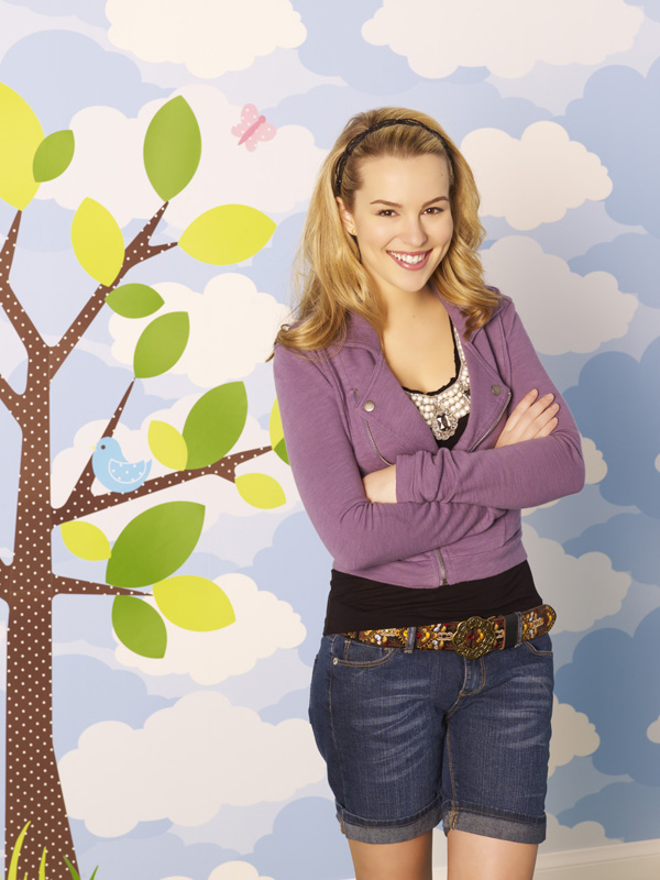 Can suggest Good luck charlie bridgit mendler can not