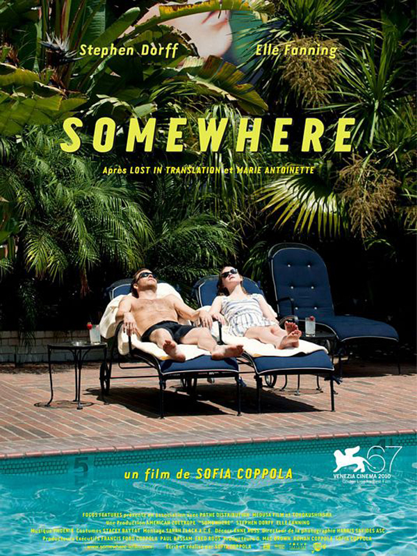film : Somewhere