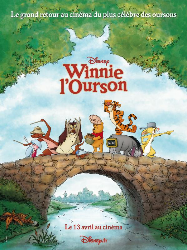 Winnie l 39 ourson film 2011 allocin - Pochoir winnie l ourson ...