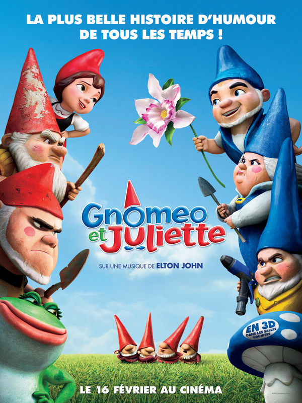 Gnomeo et Juliette - film 2011 - AlloCiné