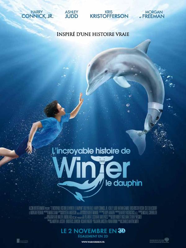 l 39 incroyable histoire de winter le dauphin film 2011. Black Bedroom Furniture Sets. Home Design Ideas