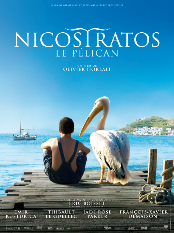Nicostratos le pélican : affiche