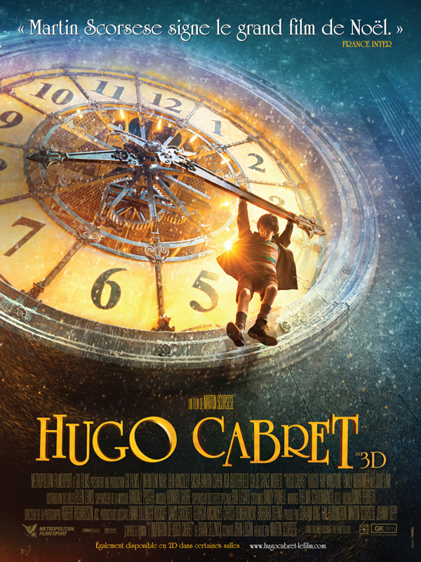 Hugo Cabret | Multi | DVDRiP | TRUEFRENCH  | 2CD | 2011