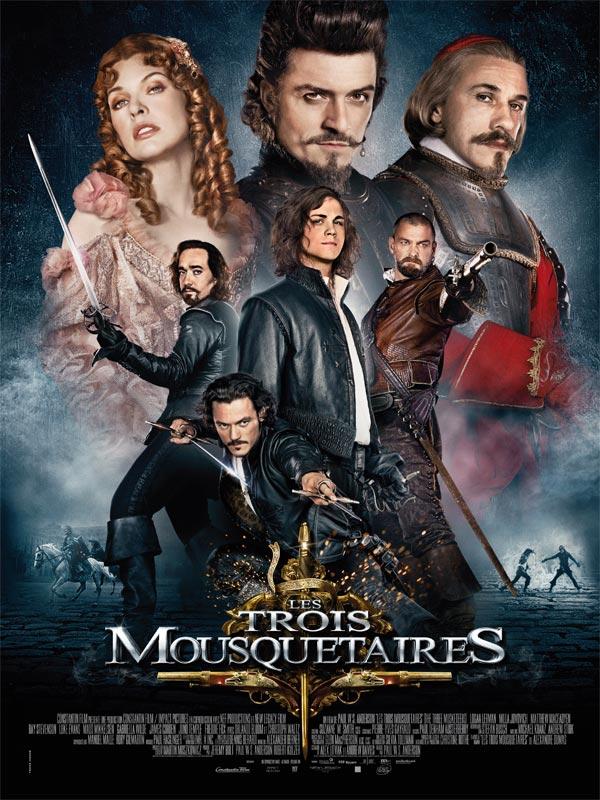 Les Trois Mousquetaires [FRENCH DVDRiP]