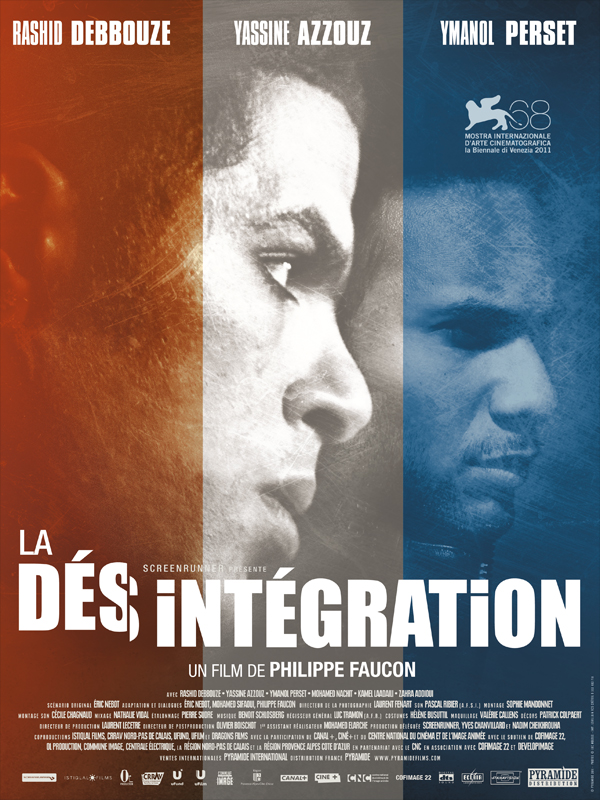 La Désintégration : affiche