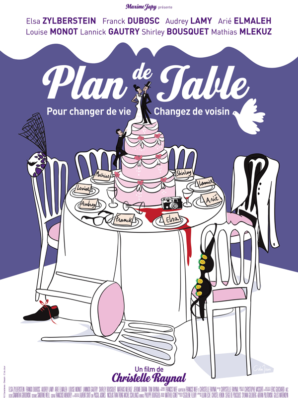 Plan De Table Film 2011 Allocin
