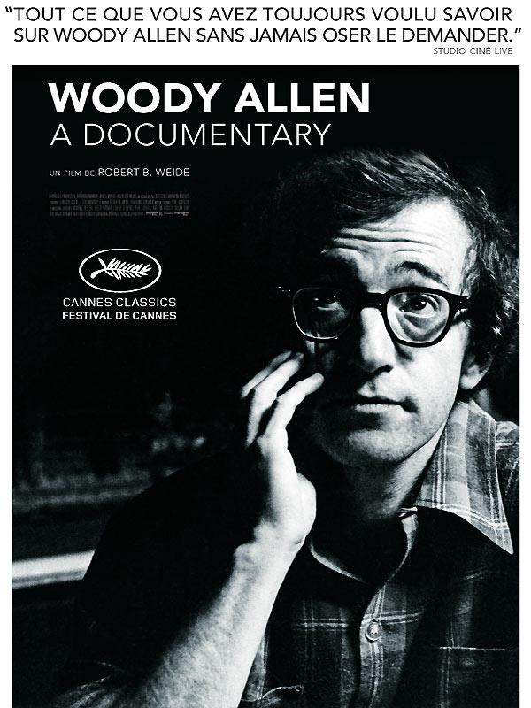 Woody Allen: A Documentary : affiche