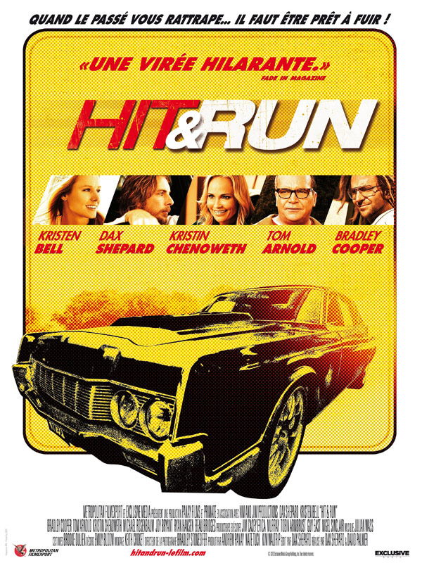 Hit and run [MULTI-TRUEFRENCH] [Blu-Ray 1080p]