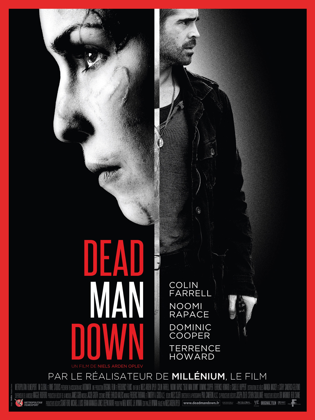 Affiche du film Dead Man Down