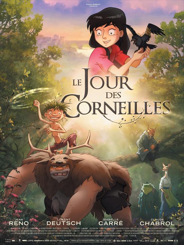 Le Jour des Corneilles : affiche