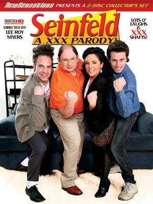 Seinfeld 2, a XXX Parody - Vido en Streaming